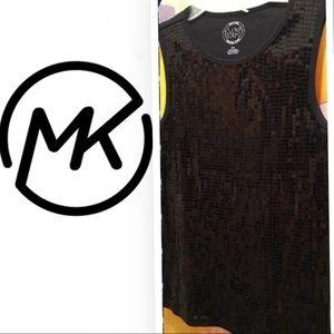 MK  Sequin Dressy Top